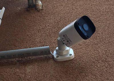 Tatabányai térfigyelő kamera