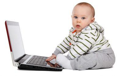 Egyre több kisgyermek használja az okos eszközöket