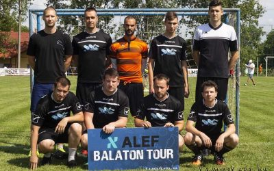 Focis hétvége: ALEF BALATON TOUR – kispályás focitorna