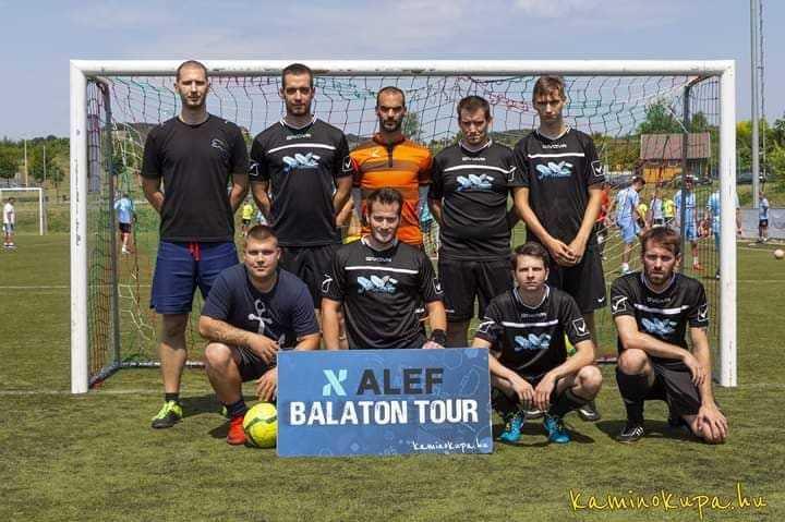 ALEF BALATON TOUR – 2. állomás Balatonfüreden